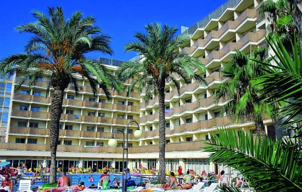 Отель H.top Royal Beach 4*